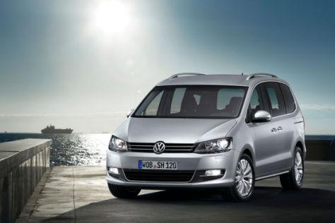 VW Sharan II