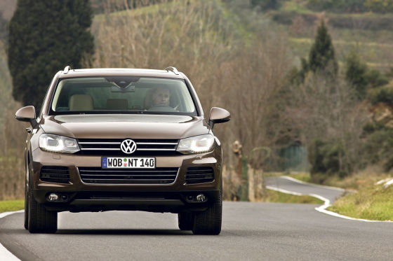 VW Touareg II V6 TDI
