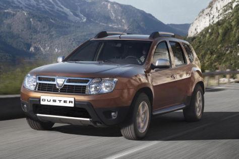 Dacia Duster (2010)