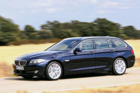 BMW 5er Touring (2010)