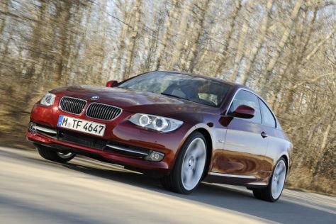 3er BMW 335i Coupé