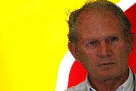 War schon immer von Sebastian Vettels Talent überzeugt: Helmut Marko