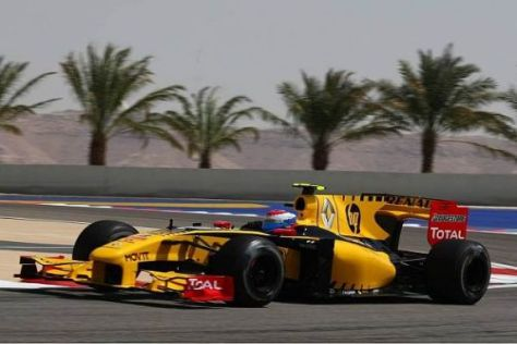 Wendig und agil: Der Renault R30 geht mit kurzem Radstand gut um die Kurven