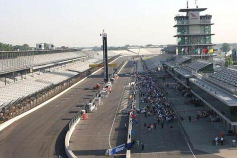 Kehrt die Formel 1 möglicherweise schon 2011 wieder nach Indianapolis zurück?