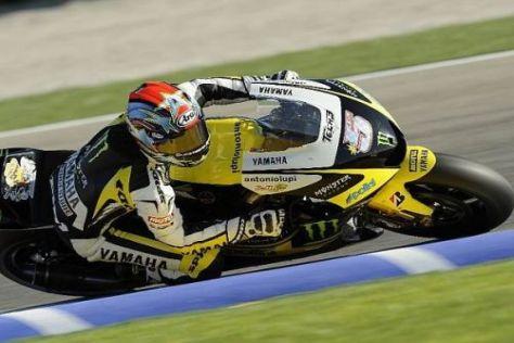 Colin Edwards schwärmt in höchsten Tönen von seiner neuen Yamaha