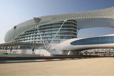 Abu Dhabi möchte in ein paar Jahren auch Gastgeber für die MotoGP sein