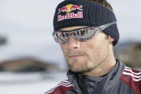 Martin Tomczyk konnte sich in diesem Winter über Langeweile nicht beklagen