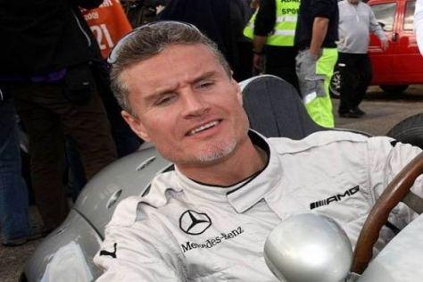 Es darf weiter spekuliert werden: Kommt David Coulthard oder kommt er nicht?
