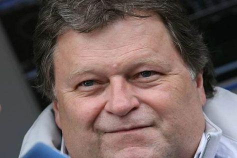 Norbert Haug könnte demnächst mit David Coulthard den nächsten Promi holen