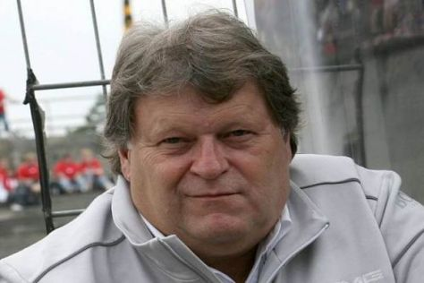 Norbert Haug schließt nicht aus, dass David Coulthard in die DTM kommt