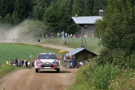 Die Rallye Finnland hat ihr Konzept für die Auflage 2010 komplett überarbeitet