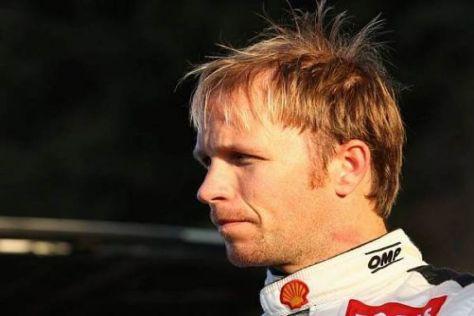 Petter Solberg sicherte sich im Shakedown in Mexiko die Bestzeit