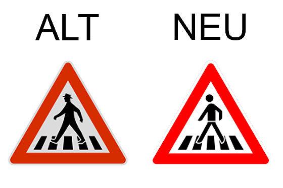 Baustellenschilder sicherheit  Gesetzeslücke in der StVO - Viele Verkehrsschilder ungültig ...