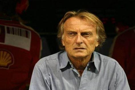 Luca di Montezemolo mahnt die erfolgreiche Mannschaft: Nicht abheben!
