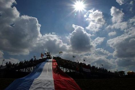 Nach dem Abschied aus Magny-Cours wartet man in Frankreich auf die Formel 1
