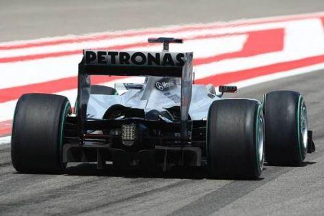 """Zeigen """"Schumi"""" und Mercedes den Formel-1-Konkurrenten schon bald das Heck?"""