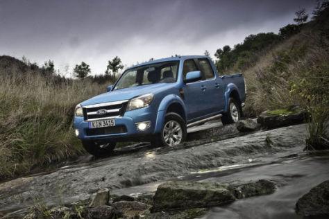 Ford Ranger (2011)