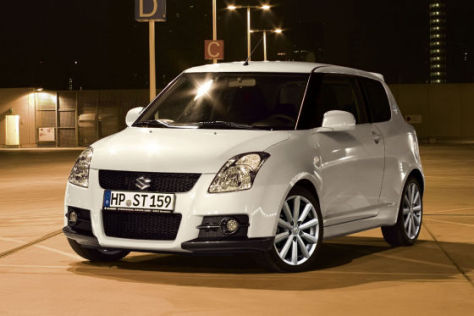 "Suzuki Swift Sport ""Rock am Ring"""