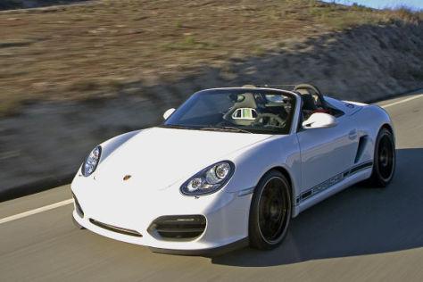 Porsche Boxter Spyder