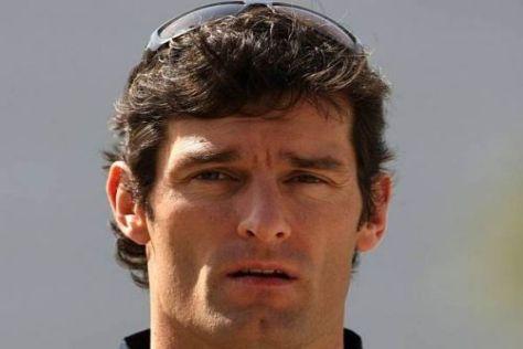 Mark Webber kommt als Lokalmatador zum kommenden Rennen in Melbourne