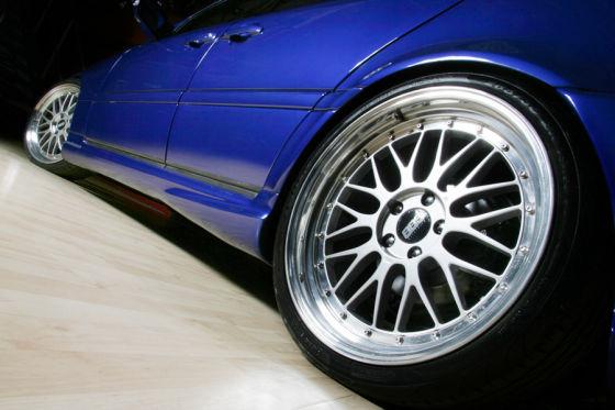 Mercedes C-Klasse Tuning W202