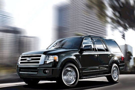 Ford MX Expedition Max
