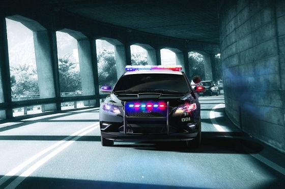 Ford Police Interceptor Concept 2010