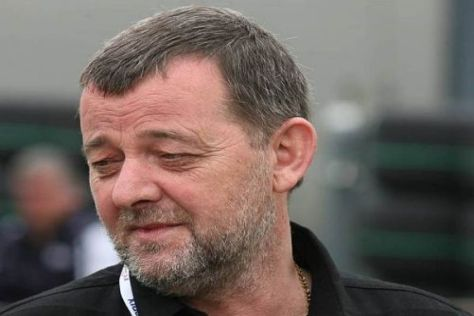 Paul Stoddart ist ein vehementer Kritiker des neuen Formel-1-Reglements