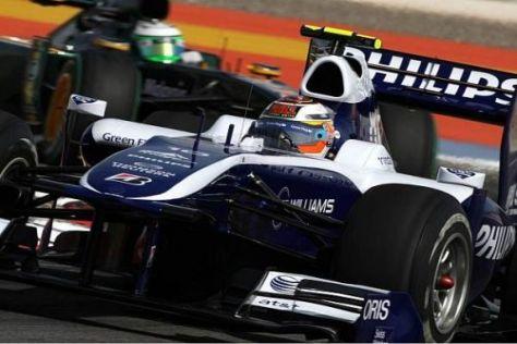 Nico Hülkenberg hofft, dass es in Melbourne besser läuft als in Bahrain