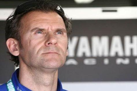Wilco Zeelenberg ist bei Yamaha für Jorge Lorenzo verantwortlich