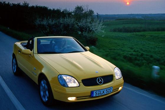 Kompressor Auto Mercedes