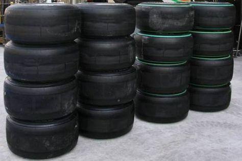Bridgestone bleibt bei der Wahl der Reifenmischungen sehr konservativ