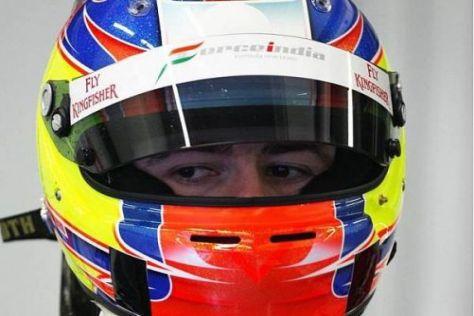 Force India: Paul di Resta wird am kommenden Freitag in Melbourne fahren