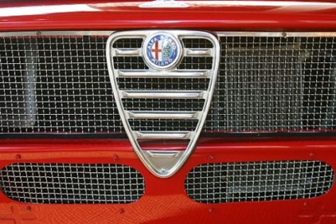 Scudetto Alfa Romeo