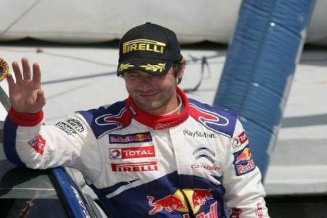 Sébastien Loeb ist weiter der große Dominator in der Rallyeszene