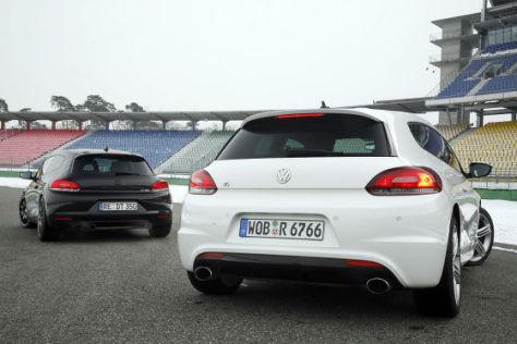 VW Scirocco R Digi-Tec Scirocco 2.0 TSI