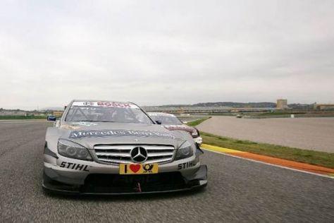 Die DTM fährt in diesem Jahr zum ersten Mal auf der Rennstrecke von Valencia