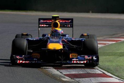 Mark Webber hofft endlich auf ein Top-Ergebnis im Heimrennen