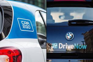 Carsharing: Car2Go und DriveNow vereint
