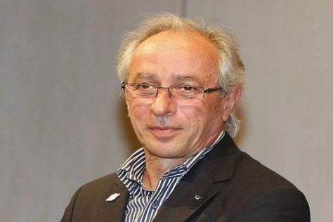 FIM-Präsident Vito Ippolito möchte keine Fahrer, die nur das MotoGP-Feld auffüllen