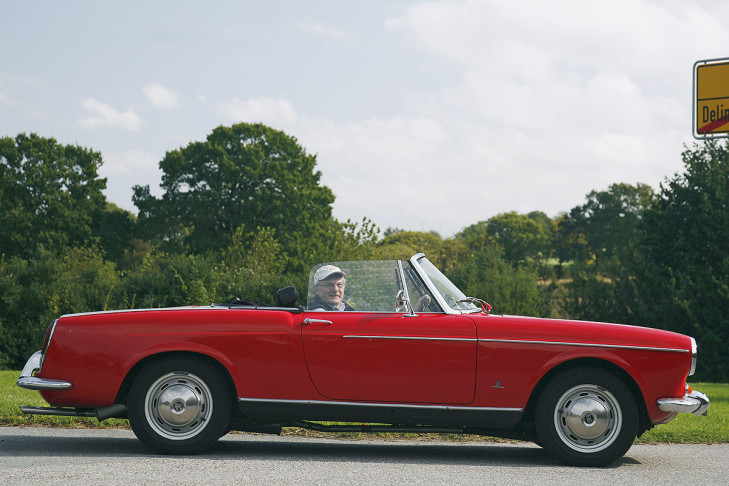 Fiat 1500 Spider (1963-1966)