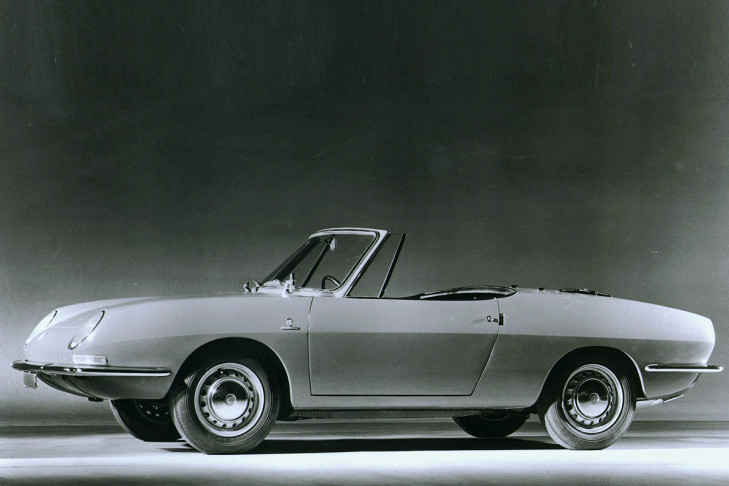 Fiat 850 Spider (1965-1973)