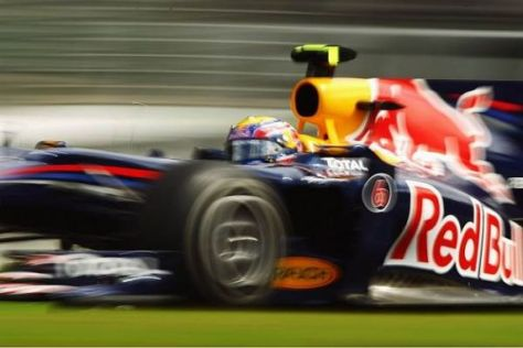 Mark Webber hinterließ im dritten Freien Training einen sehr starken Eindruck