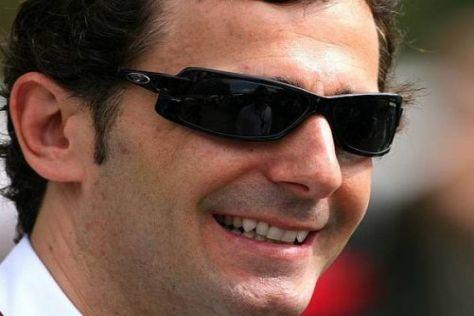 Pedro de la Rosa ist beim Team von Peter Sauber sehr glücklich
