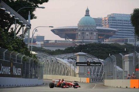 Macht ab 2012 auch die MotoGP Station in Singapur?