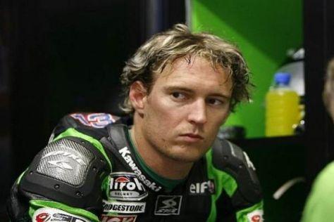 Anthony West ist der einzige Pilot im MZ-Racing-Team