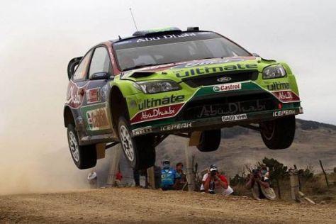 Mikko Hirvonen will in der Wüste von Jordanien zum Höhenflug ansetzen