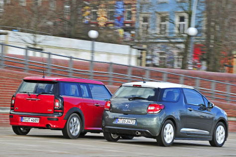 Citroën DS3 Mini Clubman