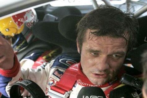 Sébastien Loeb weiß, dass in Jordanien große Präsizion gefragt ist