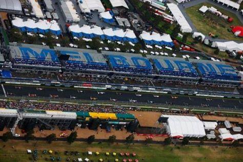Melbourne will noch lange Zeit die australische Formel-1-Anlaufstelle sein